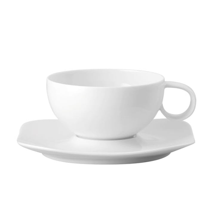 Free Spirit tea cup from Rosenthal in white (2 pcs.)