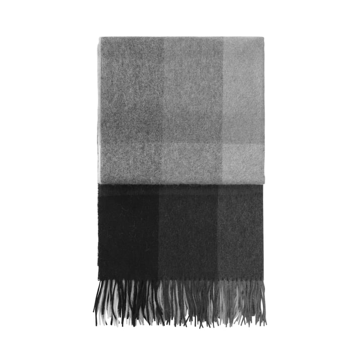 Inca blanket, grey from Elvang