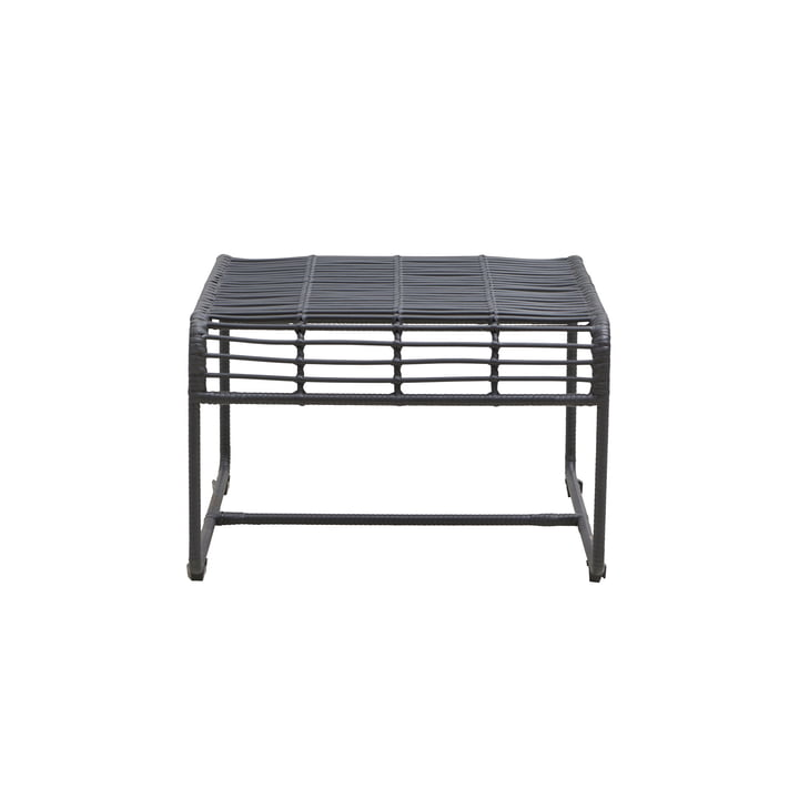 Oluf Lounge Table, black by House Doctor