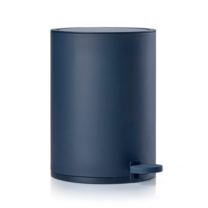 Karma pedal bin from Zone Denmark in royal blue