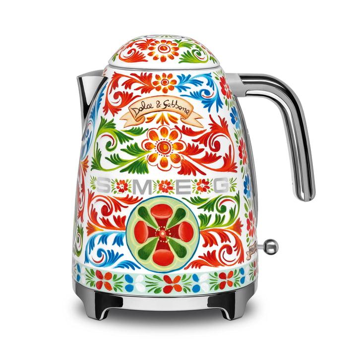 Water boiler 1,7 l (KLF03) Dolce & Gabbana from Smeg