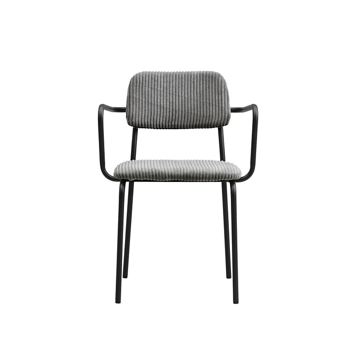 Classico chair by House Doctor in dark grey