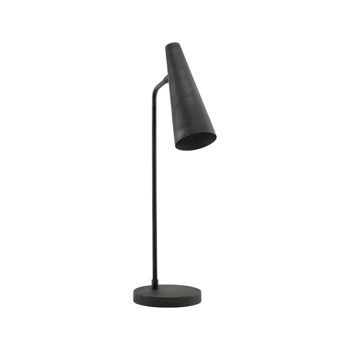 Precise table lamp H 52 cm by House Doctor in black
