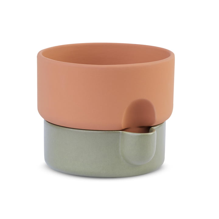 Oasis Plant pot, medium, green from Northern