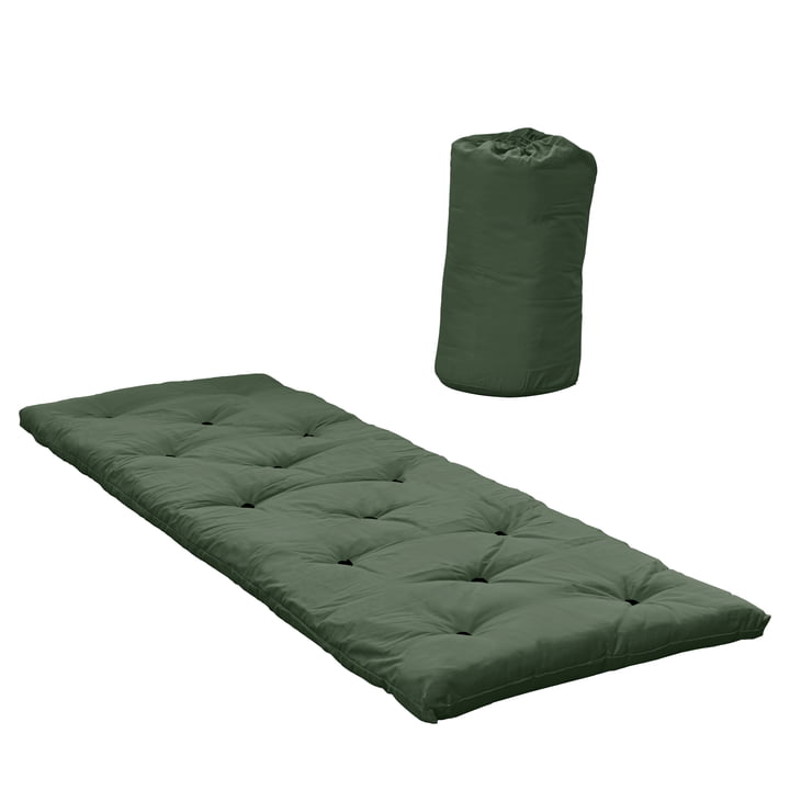 Bed In A Bag from Karup Design in olive green