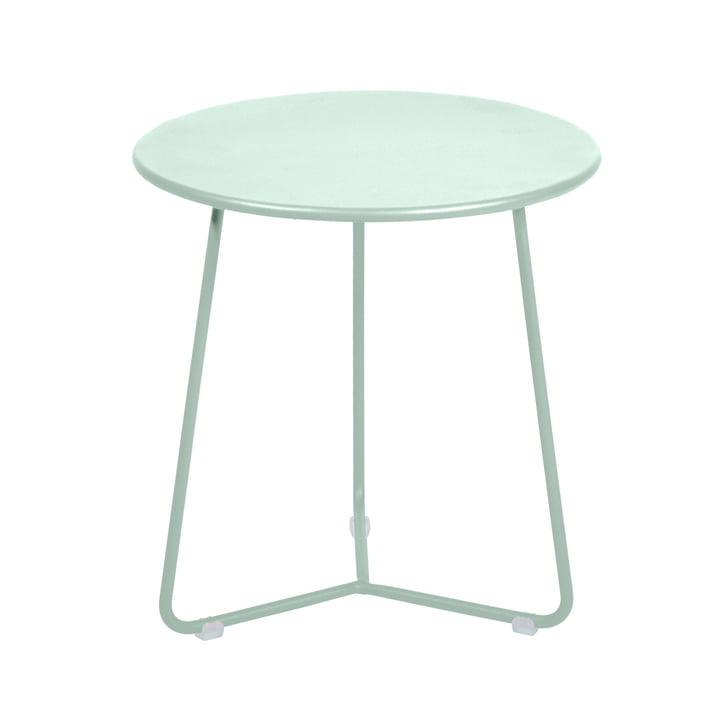 Cocotte Side table / stool, Ø 34 cm x H 36 cm, glacier mint by Fermob