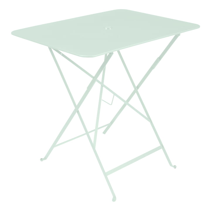 Bistro Folding table, rectangular, 77 x 57 cm, mint from Fermob