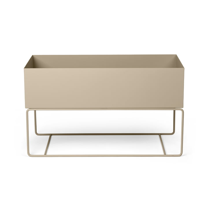 Plant Box large, cashmere from ferm Living