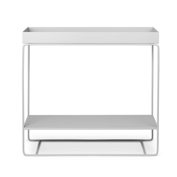 Plant Box with 2 levels, light grey by ferm Living