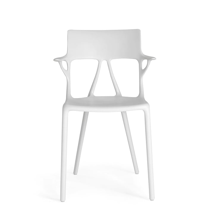 AI chair by Kartell in white