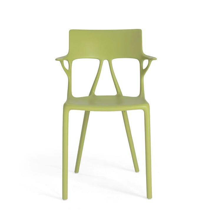 AI chair from Kartell in green