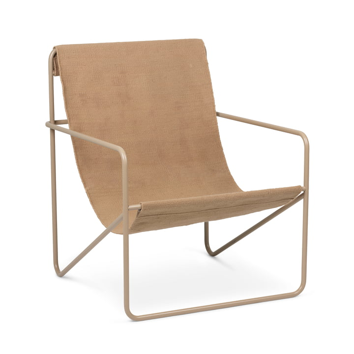 Desert Chair, cashmere / solid by ferm Living