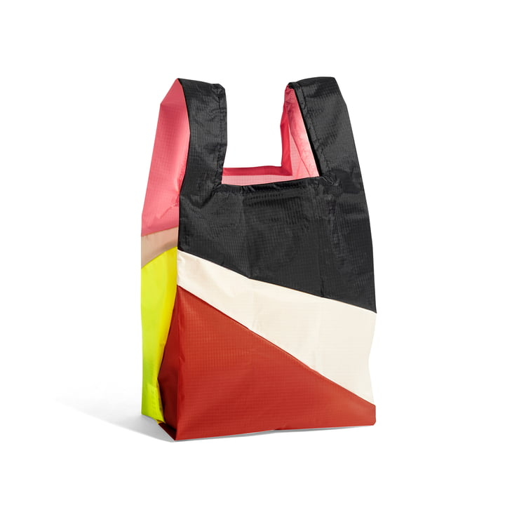 Six-Colour Bag M, 27 x 55 cm, No. 5 of Hay