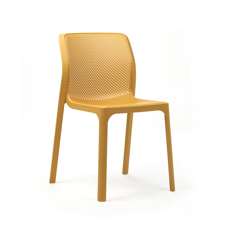 Bit Chair, mustard of Nardi