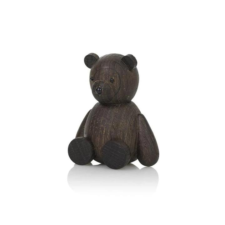 Teddy Wooden figure from Lucie Kaas in smoked oak
