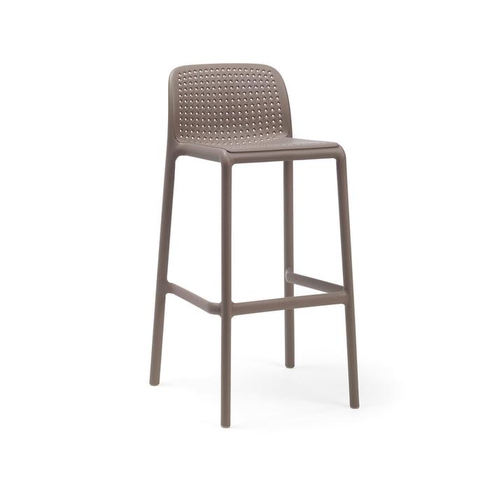 Lido Bar chair, tortora from Nardi
