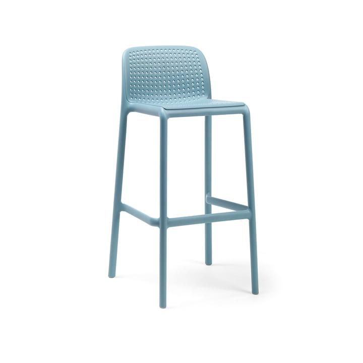 Lido Bar chair, celeste from Nardi
