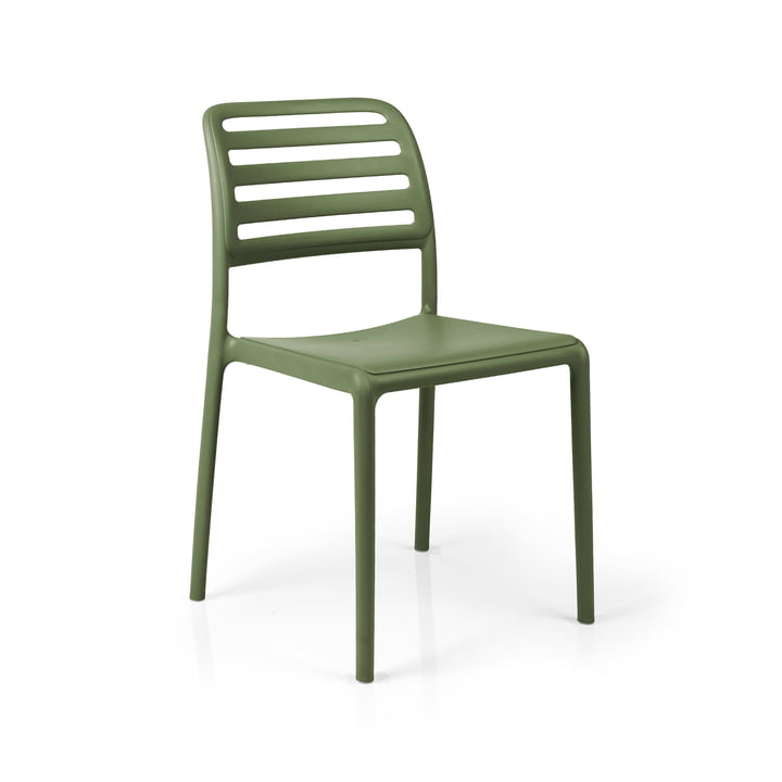 Costa Bistrot Chair, agave from Nardi