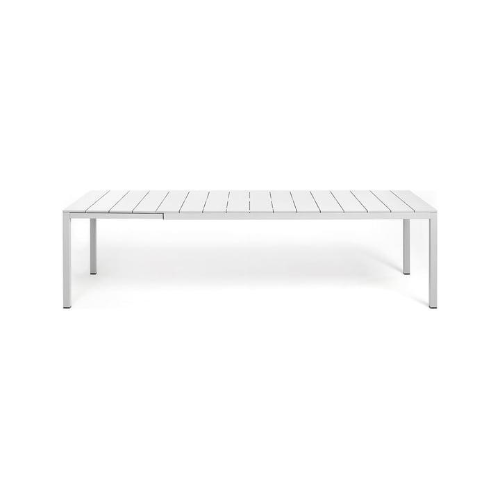Rio Alu Extending table 210, white from Nardi