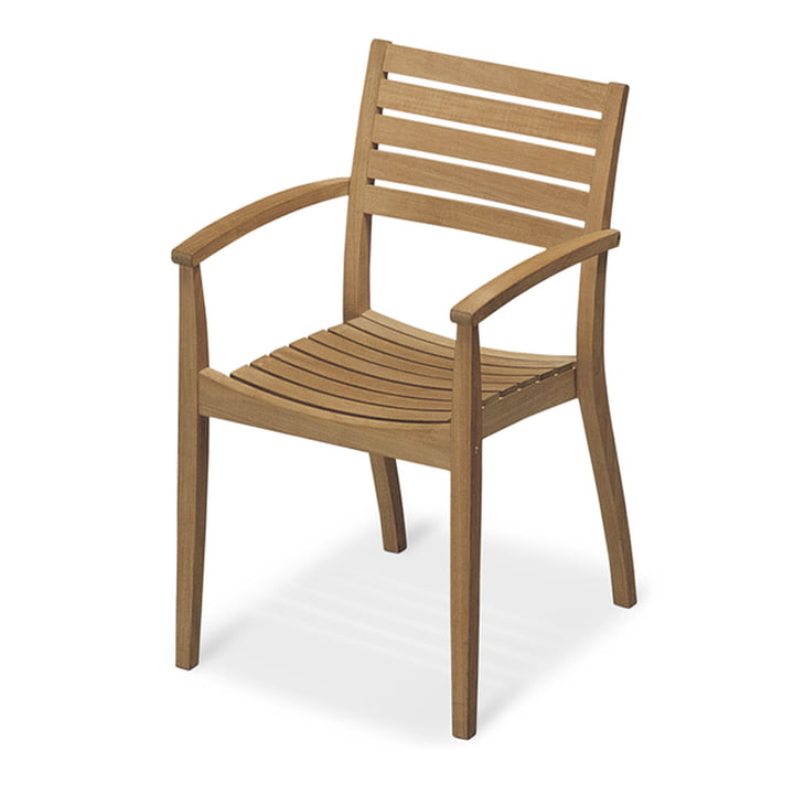 Ballare Chair, teak from Skagerak