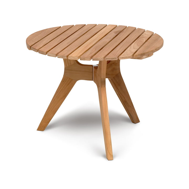 Regatta Lounge Table, teak from Skagerak