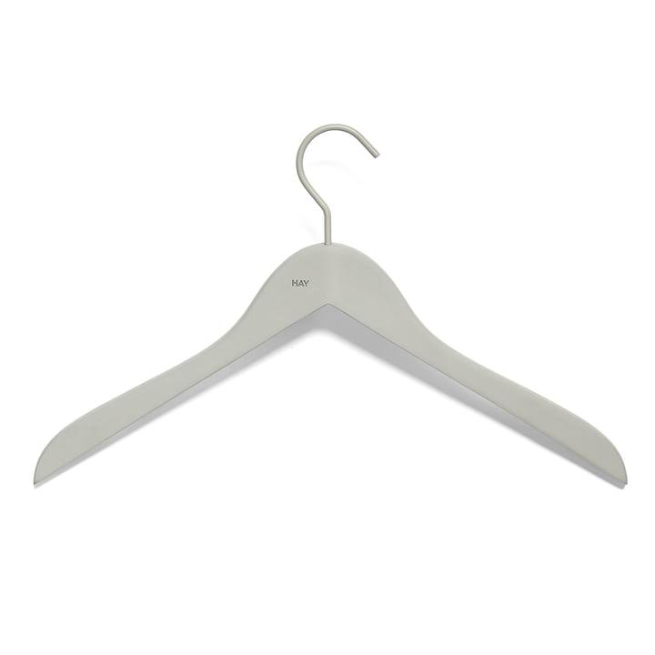 Soft Coat Slim Hanger from Hay in grey