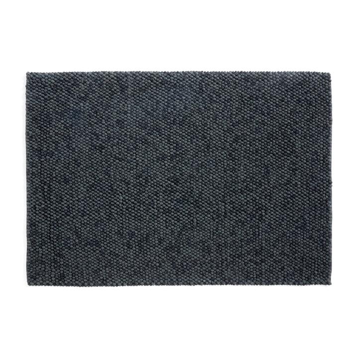 Peas carpet 240 x 170 cm from Hay in dark grey