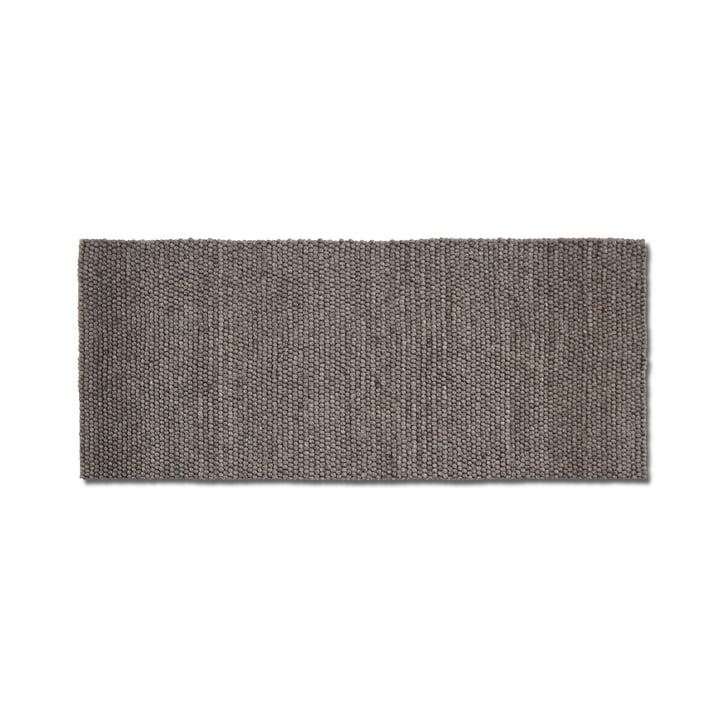 Peas carpet 80 x 200 cm from Hay in medium grey