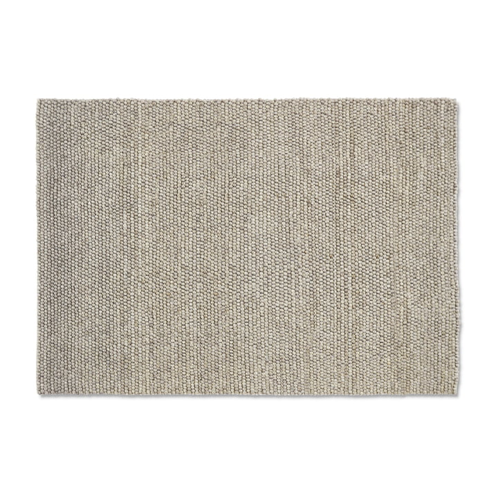 Peas carpet 240 x 170 cm from Hay in soft grey