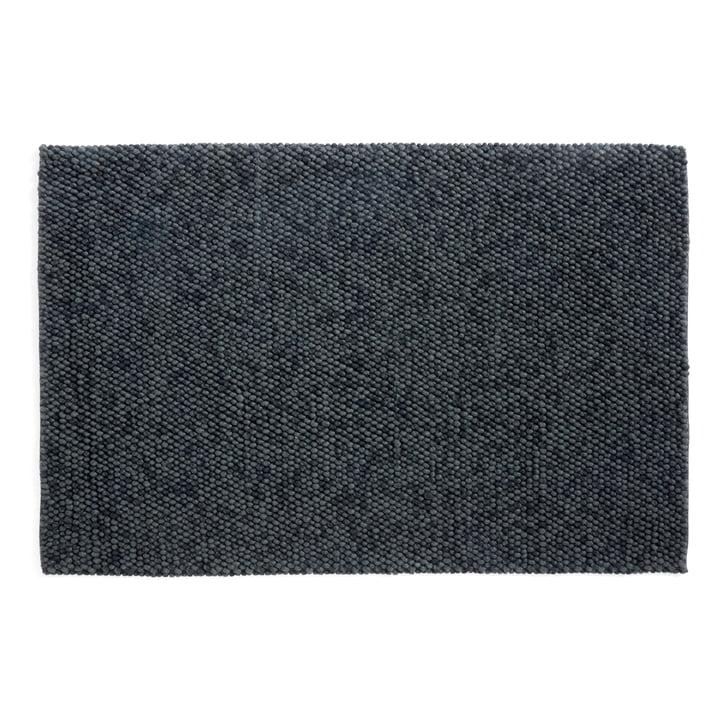 Peas carpet 200 x 300 cm from Hay in dark grey