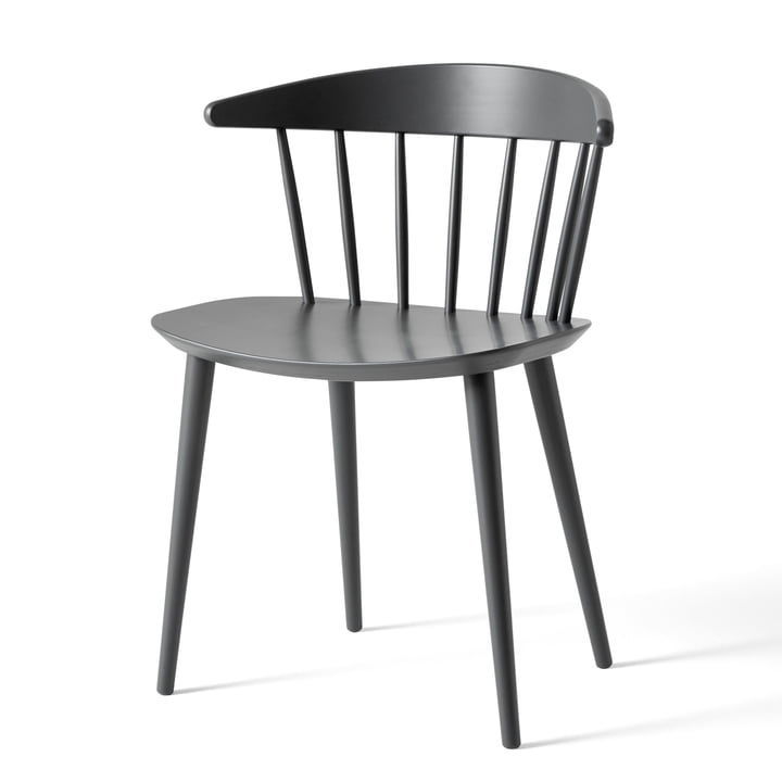 J104 Chair from Hay in stone grey