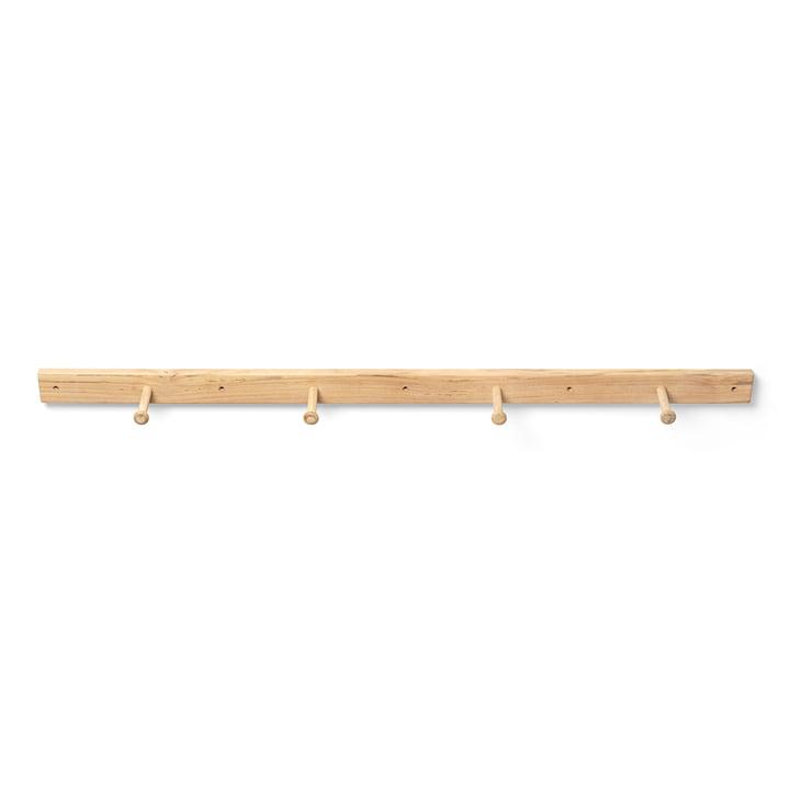 BM5270 Wall bracket long 121,6 cm from Carl Hansen in teak untreated