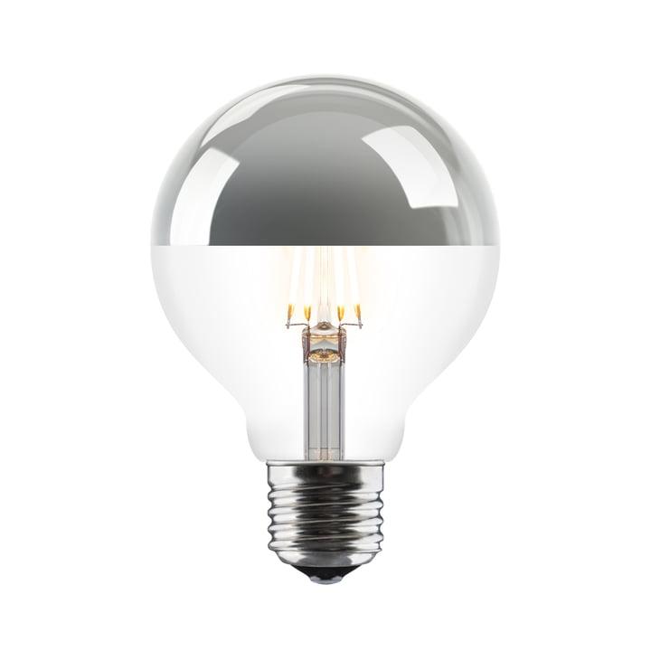 Idea LED illuminant E27 / 6 W, clear from Umage