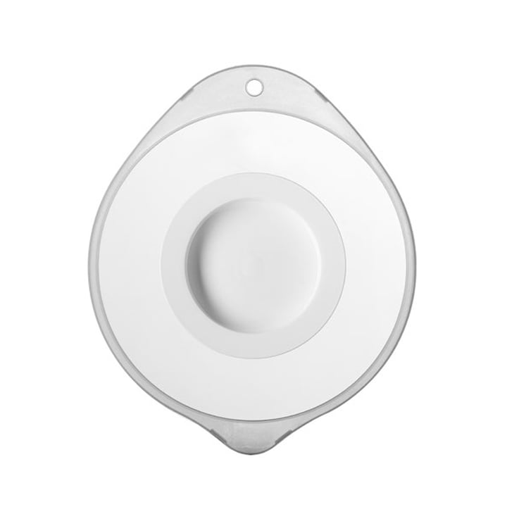 Splash guard lid for mixing Margrethe bowl 3. 0 l of Rosti