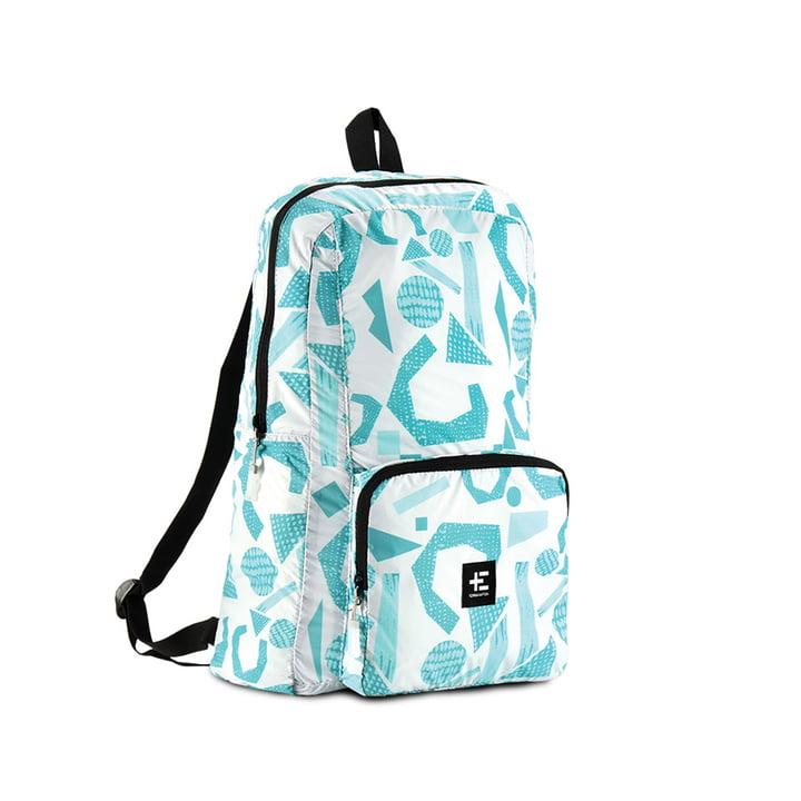 Repa Kopu beach backpack from Terra Nation in turquoise