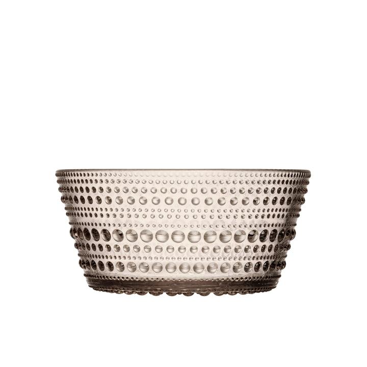 Kastehelmi Bowl 0,23 l from Iittala in linen