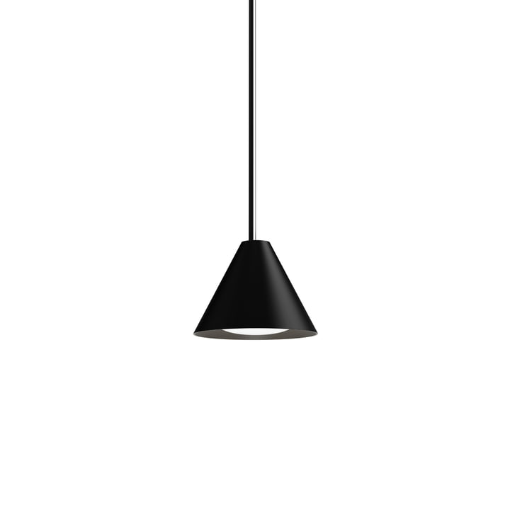Keglen LED pendant light Ø 175 mm from Louis Poulsen in black