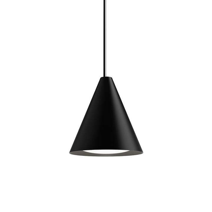 Keglen LED pendant light Ø 250 mm from Louis Poulsen in black