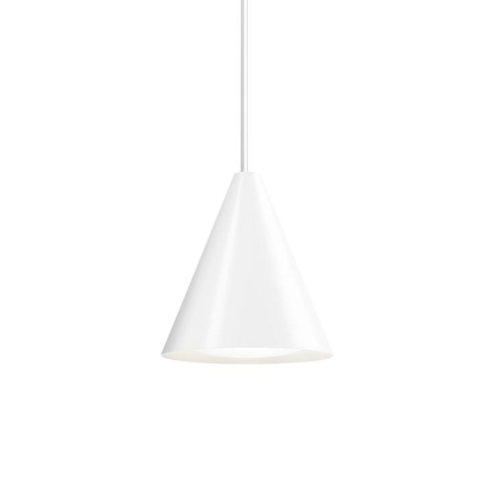 Keglen LED pendant light Ø 250 mm from Louis Poulsen in white