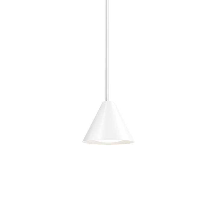 Keglen LED pendant light Ø 175 mm from Louis Poulsen in white