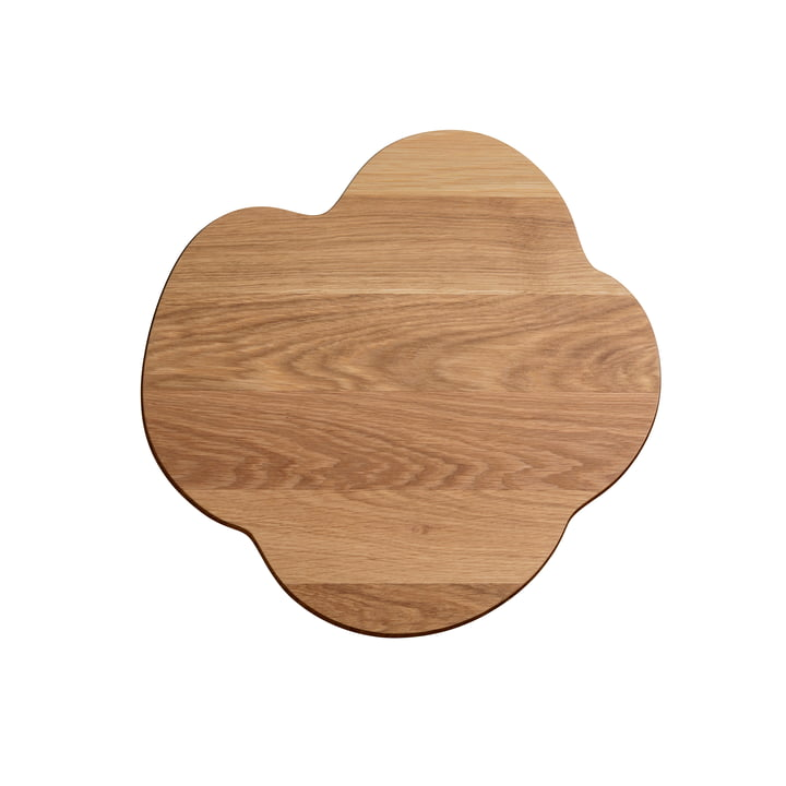 Aalto Serving tray 339 x 346 mm from Iittala in oak