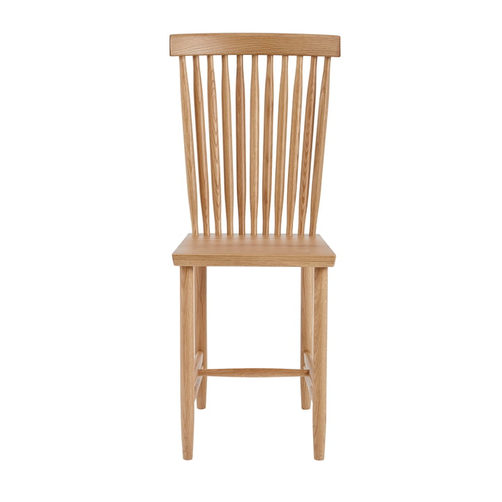 Family Chair No. 2 by Design House Stockholm in natural oak