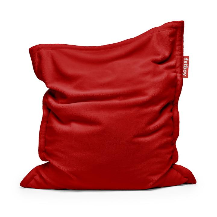 Beanbag Original Slim Teddy from Fatboy in red