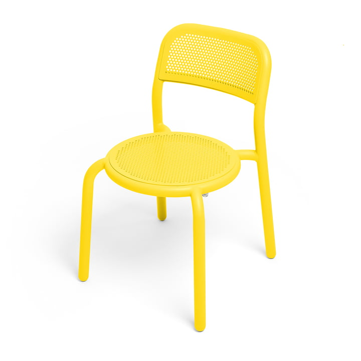 Toní chair from Fatboy in the colour Lemon