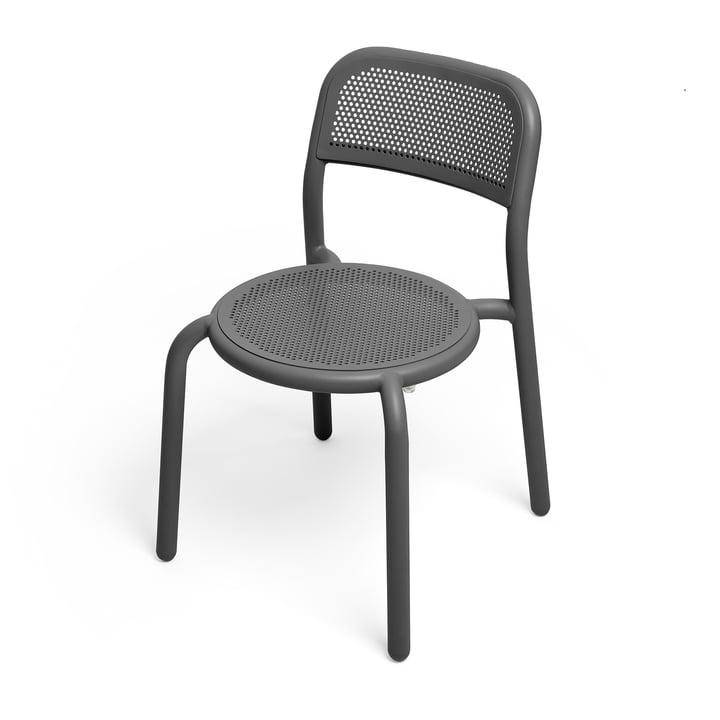Toní chair from Fatboy in the colour anthracite
