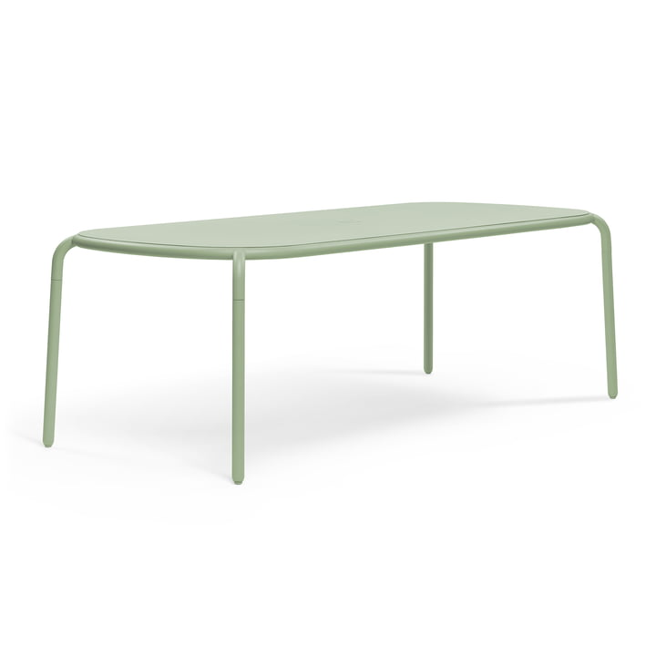 Toní Tablo table from Fatboy in the colour mist green