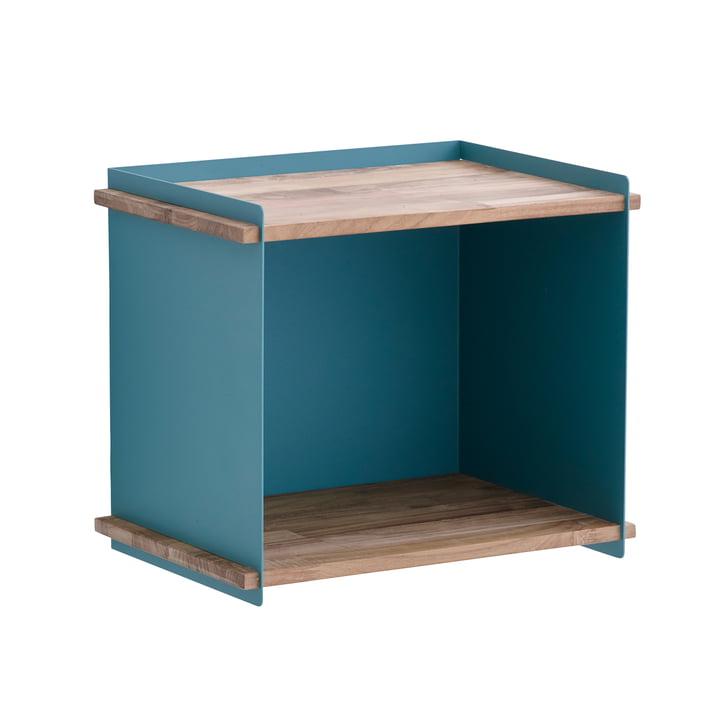 Box Wall from Cane-line in teak / aqua
