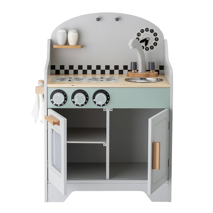 Children play kitchen from Bloomingville in grey