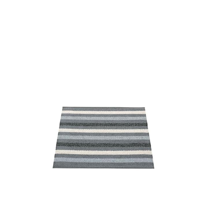 Grace carpet 70 x 60 cm from Pappelina in granite