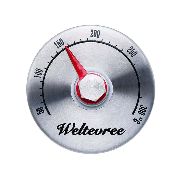 Thermometer for outdoor steel furnaces from Weltevree
